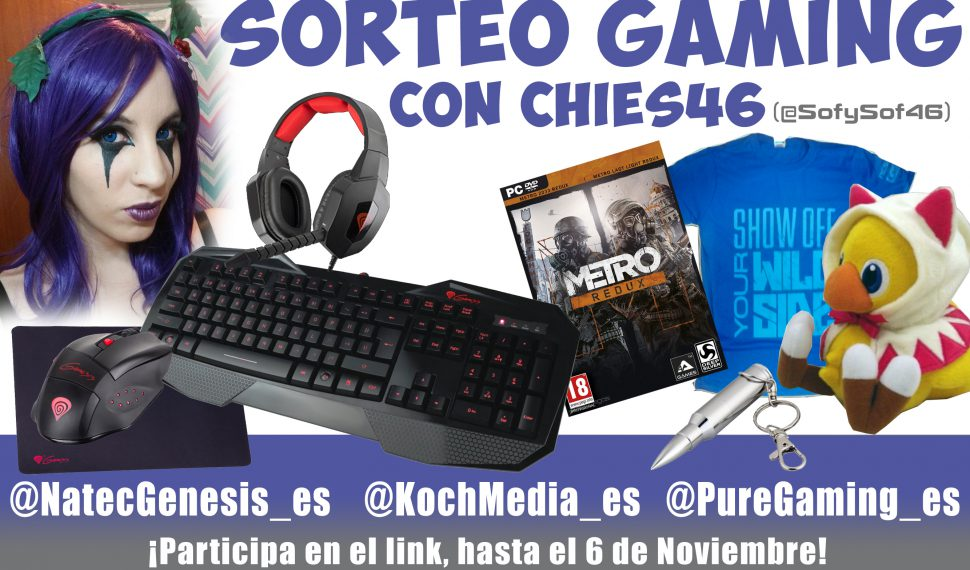 SUPER SORTEO CON CHIES46 (SOFY)