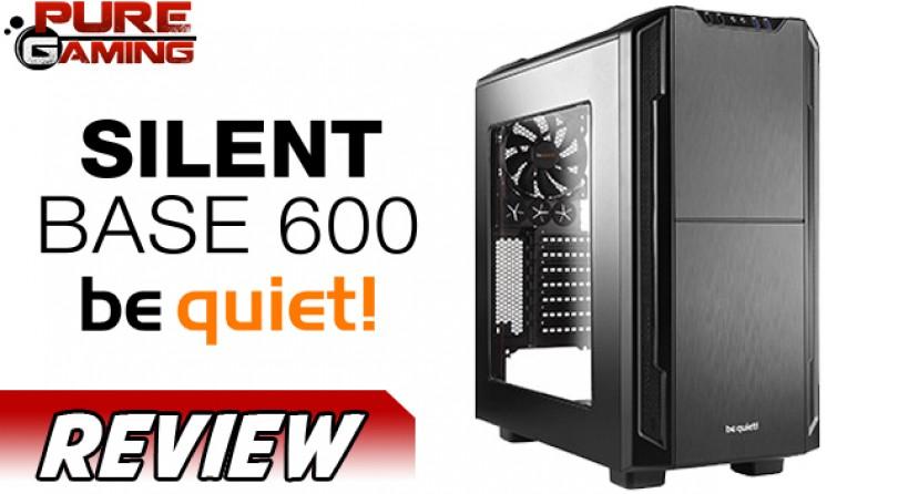 Chasis de PC Silent Base 600 de Be Quiet! – Análisis