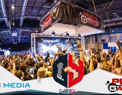 Gamergy 4 Edicion – Area PureGaming con KOCH MEDIA