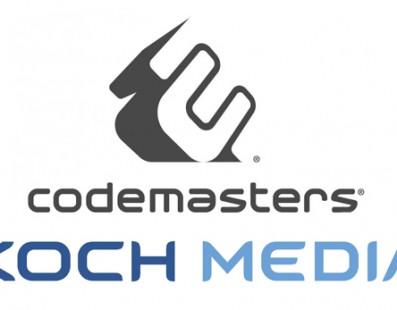 KOCH Media y Codemasters se unen para la distribución y coedición global