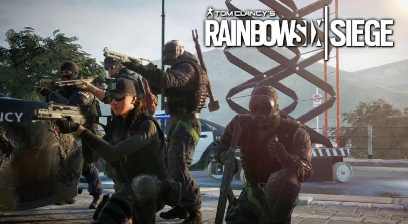 Rainbow Six: Siege lanza por fin su versión beta