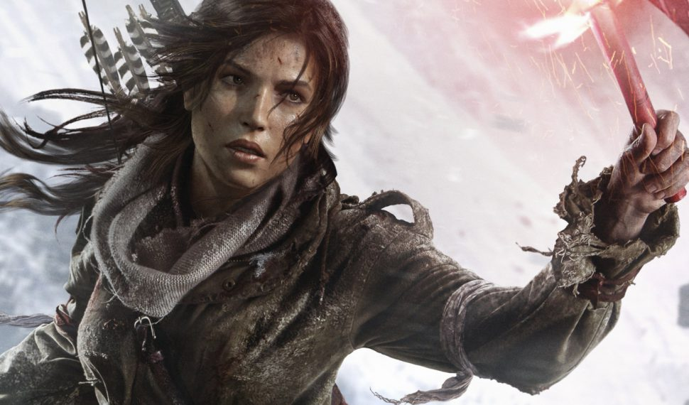 Lara Croft ha madurado