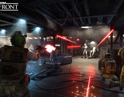 Star Wars: Battlefront, lo más importante de Electronic Arts
