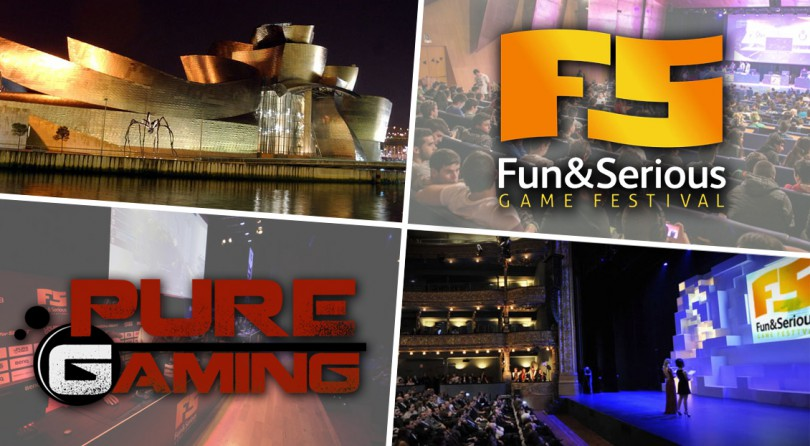 PureGaming en Fun And Serious 2015