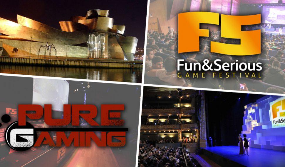 PureGaming en Fun And Serious 2015