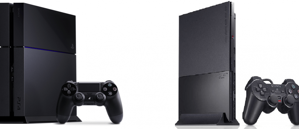 PlayStation 4 y PlayStation 2 no tienen retrocompatibilidad