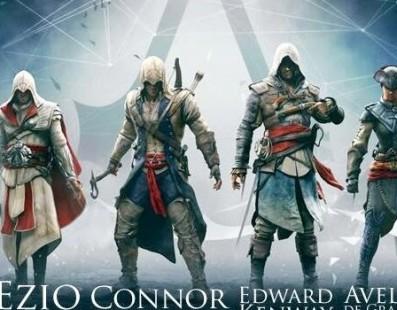 Assassin's Creed y Ubisoft revolucionan a los fans
