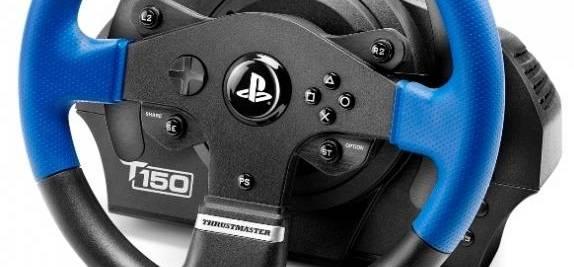 volante thrustmaster t150 opiniones