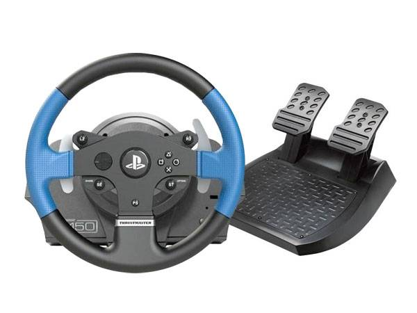 volante thrustmaster t150rs análisis