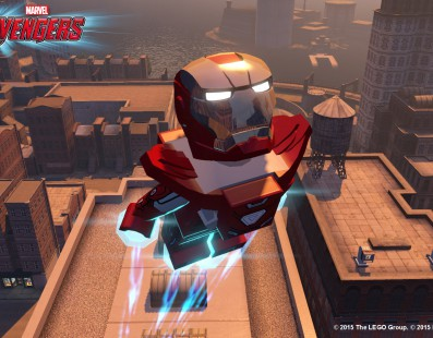 LEGO Marvel Vengadores, ya a la venta