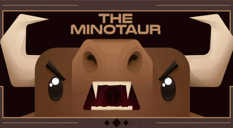 Lanzamiento de The Minotaur en Steam