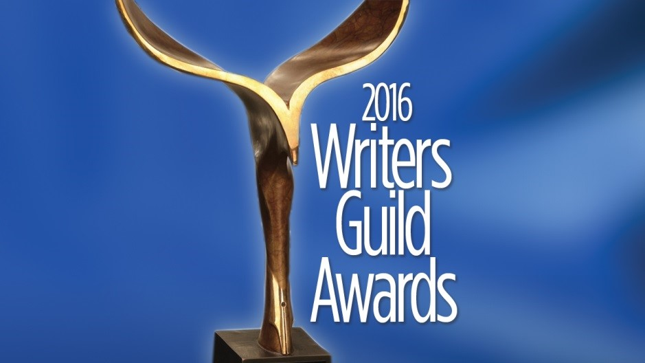 Los Nominados a los Writers Guild Awards