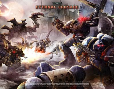 Warhammer 40.000: Eternal Crusade estará disponible este verano