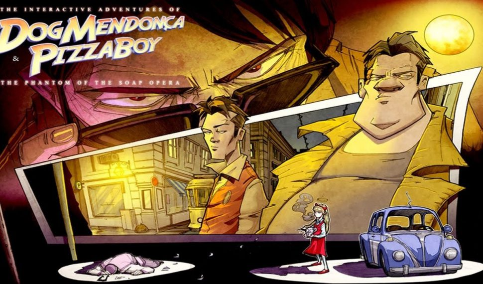 The Interactive Adventures of Dog Mendonça & Pizza Boy