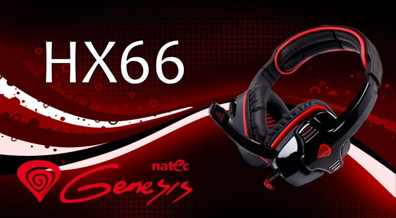 Auriculares HX66 de Natec Genesis