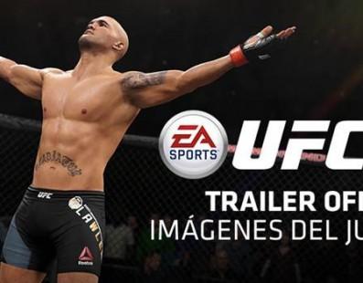 EA SPORTS UFC 2 llegará el 17 de marzo a Xbox One y PlayStation 4