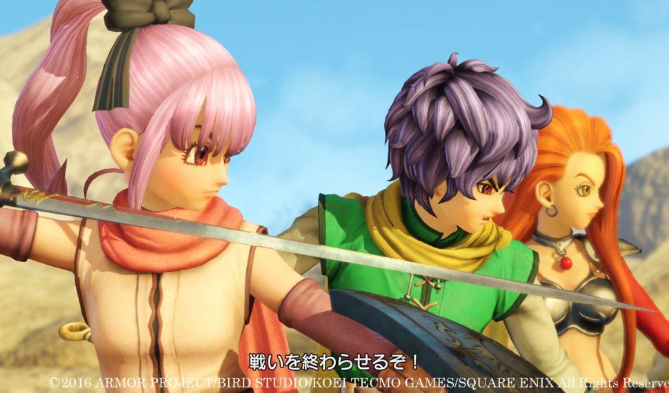 Se dan a conocer nuevas imágenes de Dragon Quest Heroes II y más detalles