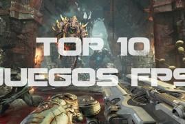 Top 10 juegos FPS