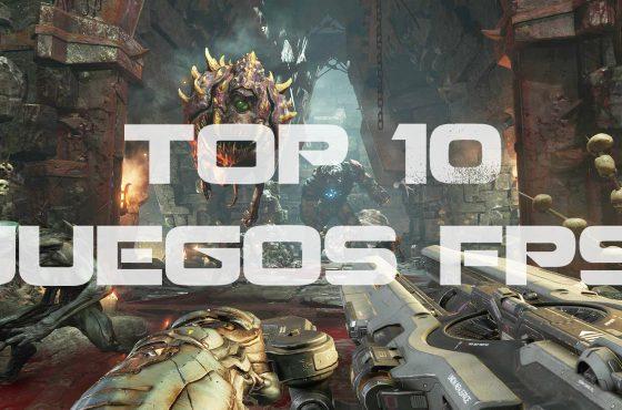 Lista de los mejores juegos FPS