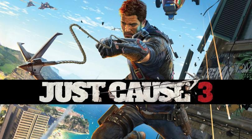 Primer conjunto de contenidos de Just Cause 3