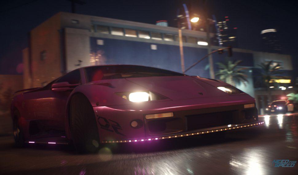 Need For Speed de Electronic Arts pronto en PC