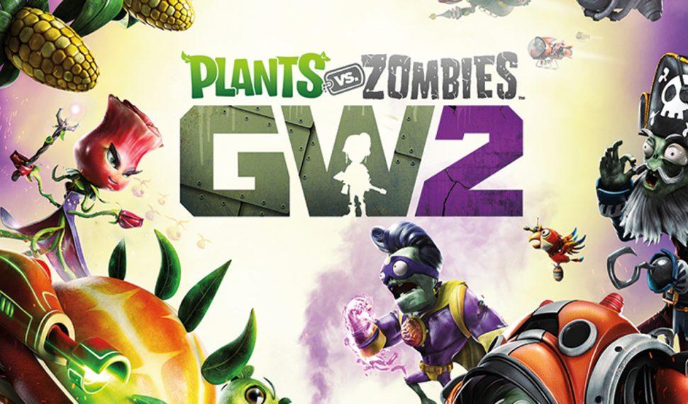 Ya está disponible Plants Vs. Zombies Garden Warfare 2