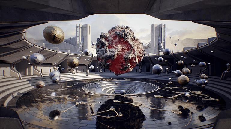 Epic Games presenta la demo técnica de Protostar