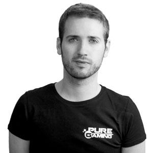 Sergio Alonso PureGaming Editor Quienes somos