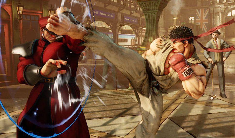 Street Fighter V, como nunca lo habías visto