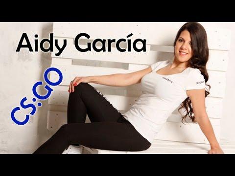 Aidy, una de las gamers más reconocidas del Counter Strike
