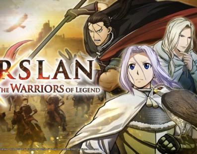 Arslan: the Warriors of Legend ya tiene tráiler de lanzamiento