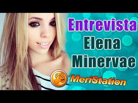 Conoce a la presentadora de Meristation Elena Minervae