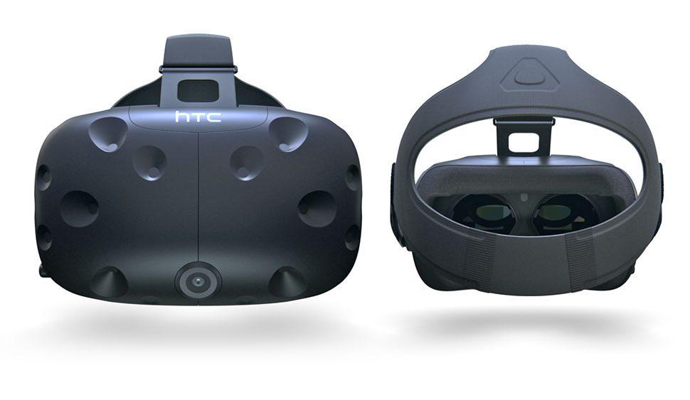 HTC Vive, por 799 dólares y envíos a partir de Abril