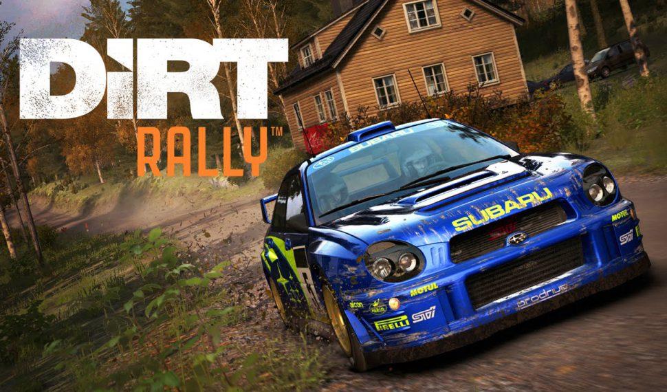Los nuevos contenidos de DiRT Rally