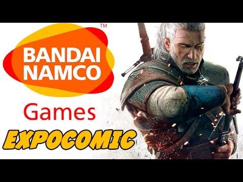 Entrevista a Bandai Namco en el Expocomic