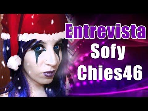 Entrevistamos a Sofy en la Gamergy