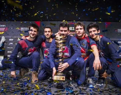 El club Baskonia eSports ganó la ESL Masters Barcelona