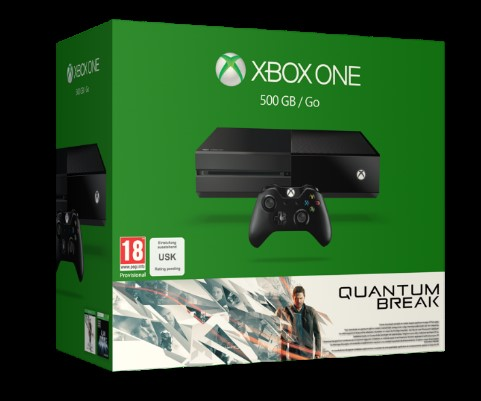 Dos Packs Xbox One preparados para Quantum Break