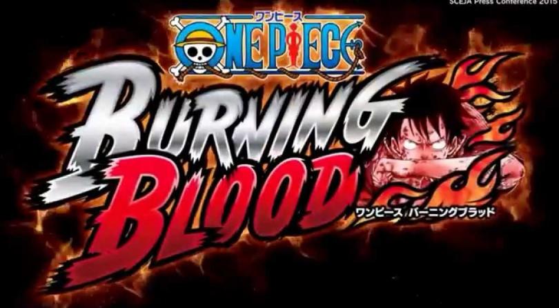 El nuevo personaje de One Piece Burning Blood