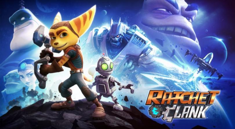 PlayStation 4 acogerá a Ratchet and Clank