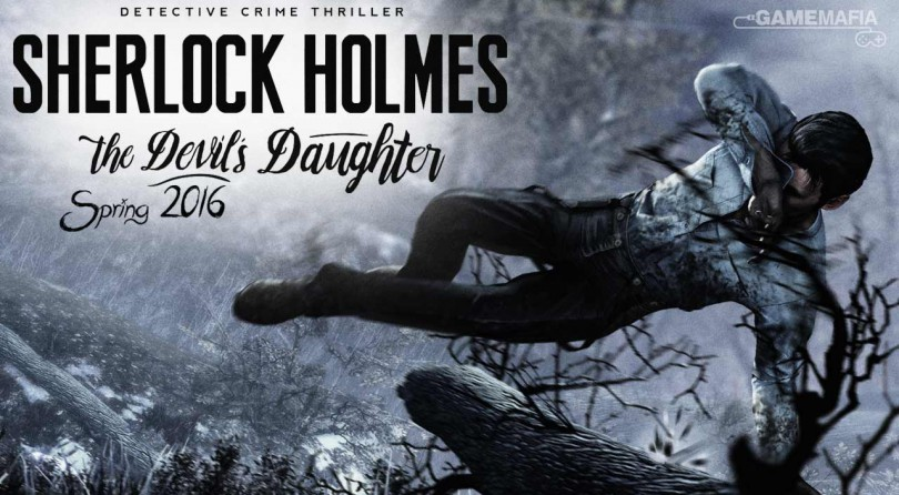 Nuevas Revelaciones de Sherlock Holmes: The Devil's Daughter