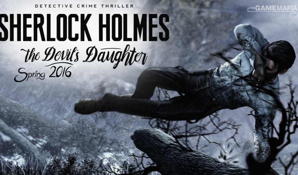Nuevas Revelaciones de Sherlock Holmes: The Devil's Daughter