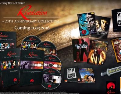 Revolution: the 25th Anniversary Collection exclusivo para PC