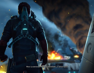 Review de Just Cause 3 – Sky Fortress