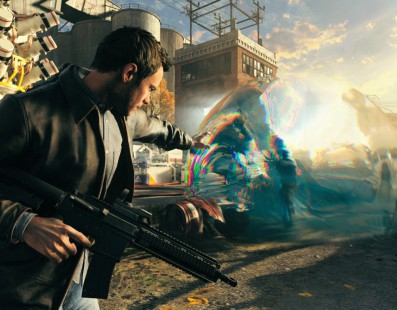 720p para Quantum Break en Xbox One