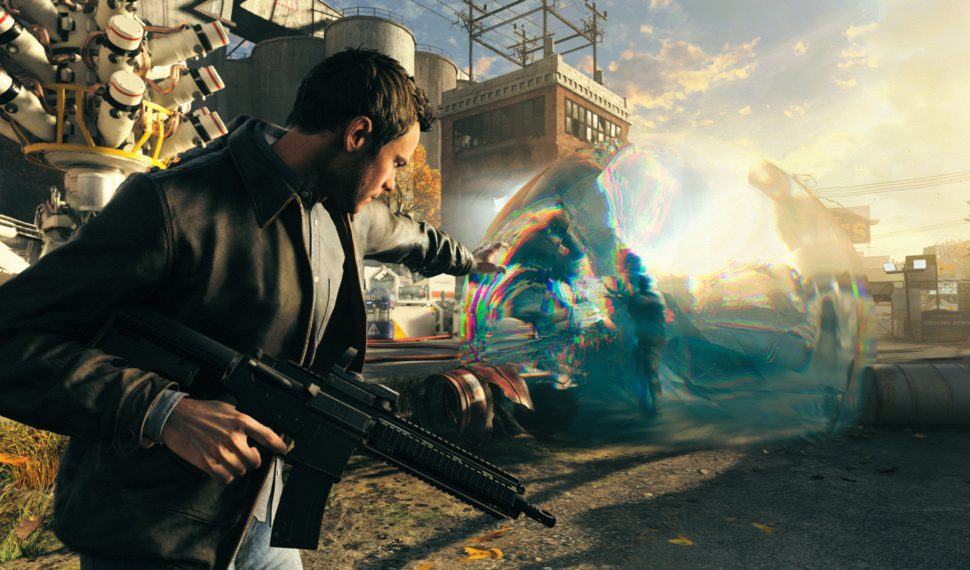 720p para Quantum Break en Xbox One