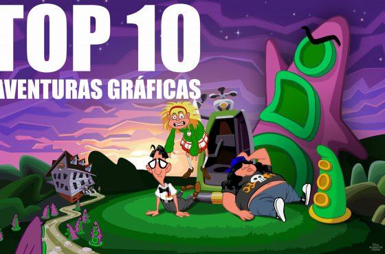 TOP 10: Las mejores aventuras gráficas