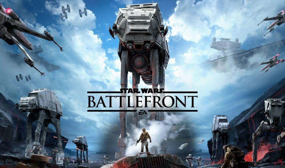 Nuevo parche para Star Wars Battlefront