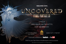Uncovered, novedades de Final Fantasy XV esta noche