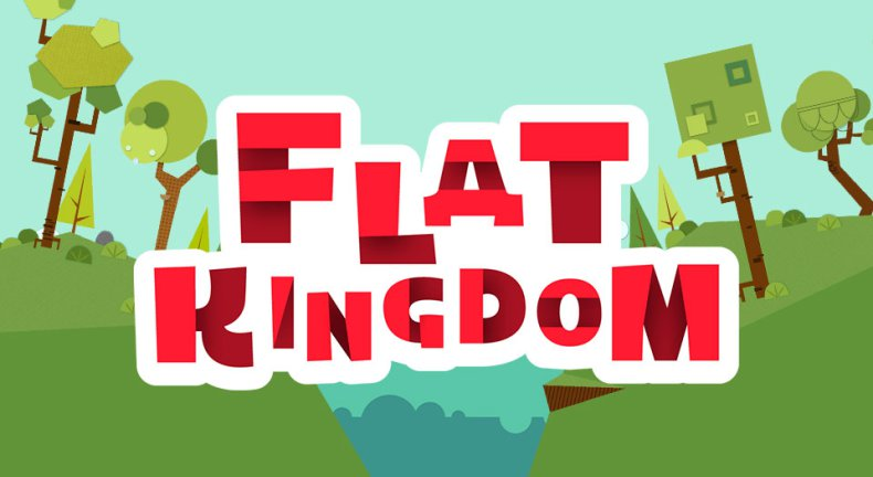 Flat Kingdom disponible para PC y Mac en Steam